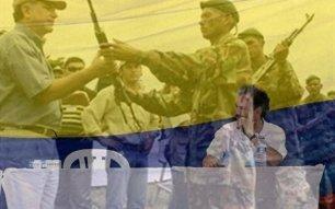Proceso de paz en el Caguán y Acuerdo de Ralito con las AUC