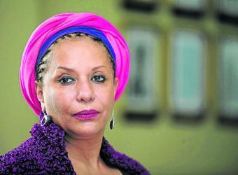 Piedad Córdoba, ex senadora colombiana líder de la Marcha Patriótica. Foto: Archivo Portafolio.co
