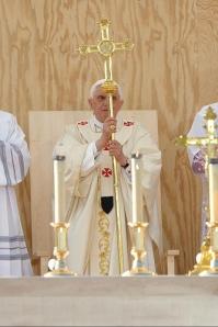 Benedicto XVI. Fuente: Ammar Abd Rabbo