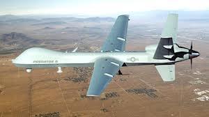 Un 'drone' del tipo que Estados Unidos usa para sus misiones de asesinato en Pakistán, Yemen y otros territorios. http://global.fncstatic.com/static/managed/img/fn2/video/021013_jer_drones_640.jpg