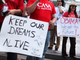 President Obama Speaks On Homeland Security's Announcement About Deportations