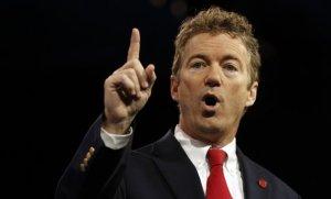 Senador del Tea Party, Rand Paul, apoyando la reforma migratoria. Fuente: www.yahoonews.com