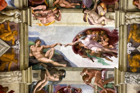 The_Sistine_Chapel__Cappella_Sistina_-_The_Creation_of_Adam