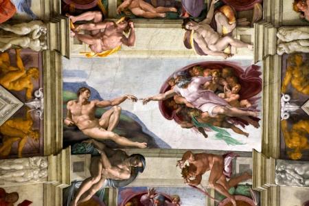 The_Sistine_Chapel__Cappella_Sistina_-_The_Creation_of_Adam