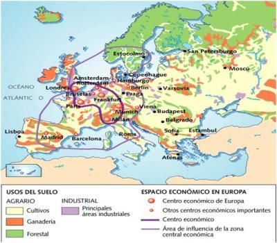 UE geoeconomía