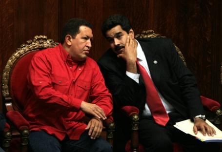 Maduro y las relaciones internacionales de Venezuela: entre continuidad y cambio