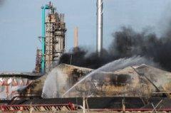 Incendio Refinería Amuay