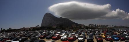 Gibraltar, ¿cortina de humo? Ahora y siempre. | Fuente: Jon Nazca (Reuters).