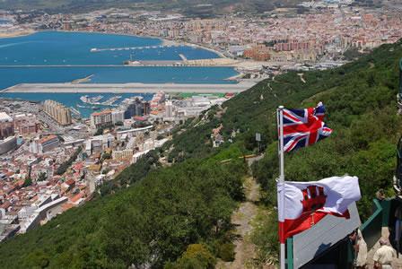   Fuente: The Rock of Gibraltar.