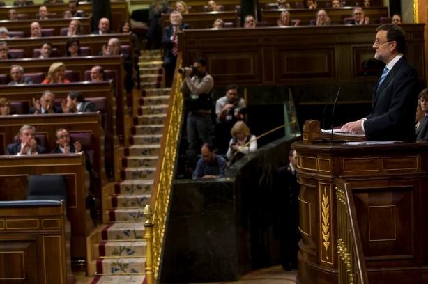 Debate sobre el Estado de la Nación de 2014 | Fuente: La Moncloa (Gobierno de España)