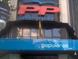 Sede del Partido Popular en la calle Génova (Madrid) | Fuente: Johnbojaen
