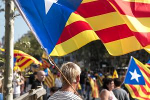 El independentismo en auge. Fuente: Ivan McClellan - Flickr