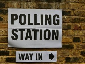Polling Starion (Recinto de votación). / Fuente: Secretlondon123