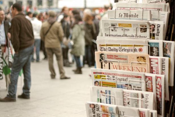 Noticias. Fuente: Juanedc. Flickr.com